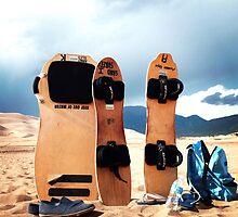 Sandboarding Colorado by sando91