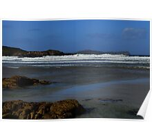 Anagry Beach, Co Donegal. 4 Poster