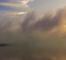 Reservoir Fog Sticker