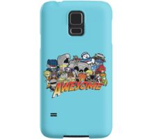 Because it's Awesome! Samsung Galaxy Case/Skin