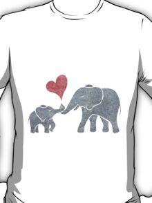 Elephant Hugs T-Shirt