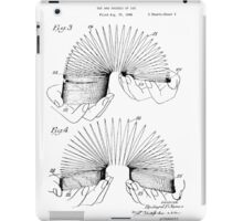 Patent for Slinky  iPad Case/Skin