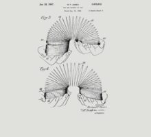 Patent for Slinky  by chris2766