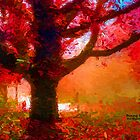 Autumn Splendor by Bunny Clarke