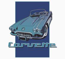 1959 Chevrolet Corvette T-Shirt