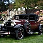 1928 Packard 526 Convertible Coupe II by DaveKoontz