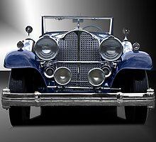 1932 Packard Victoria Convertible I by DaveKoontz