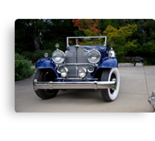 1932 Packard Victoria Convertible III Canvas Print