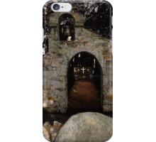 Chapel of the Woods, Hebron, NH iPhone Case/Skin