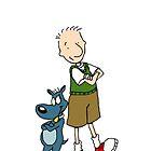 Doug & Porkchop by 4getsundaydrvs