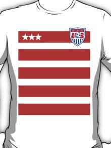 US Soccer '12 Jersey T-Shirt