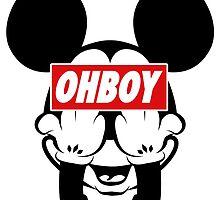 Ohboy by BluePixel