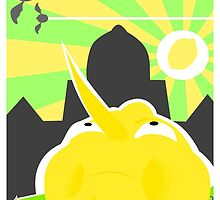 The Mighty Earldom of Lemongrab, the Most Glorious by kmtnewsman