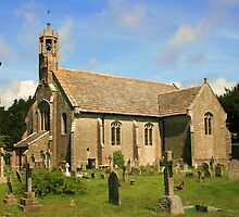 Holdenhurst Church by RedHillDigital