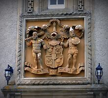 Coat of Arms & Family Crest , Ballindalloch Castle by printerbill