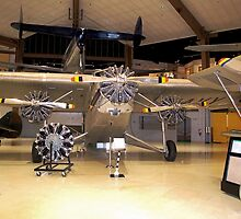 RR-5, Ford Tri-Motor by DRCP