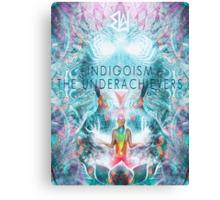 Indigoism Canvas Print