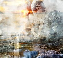 SUN AND MOON IN PISCES by Tammera