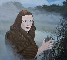 Limbo (or Woman in Swamp) by Jane Ianniello
