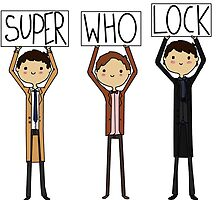 SuperwhoLock Signs by AchillesFeels