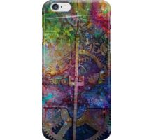 Clockwork Universe 1 iPhone Case/Skin