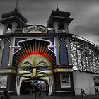 Luna Park Gothica  ?   For Mieke by Larry Lingard-Davis