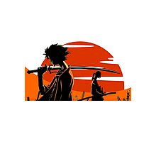 Samurai Champloo Photographic Print