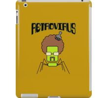 Retrovirus: old virus, new applications iPad Case/Skin