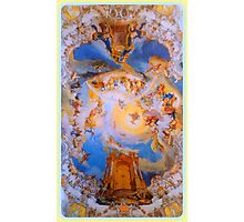 Ceiling fresco of the Wieskirche Photographic Print