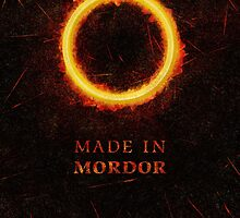 [ Made in Mordor ] by Daniel Coulmann