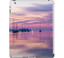 Sunrise in Mahone Bay, NS iPad Case/Skin