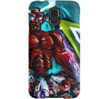 Devil guns and Heavy metal Samsung Galaxy Case/Skin