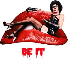 Frank N Furter Don't Dream it, Be it by eilh