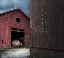 Barn Find by Edward Fielding