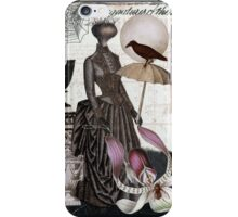 Carnivorous Orchid iPhone Case/Skin