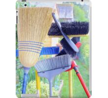 A Broom for Every Occasion iPad Case/Skin