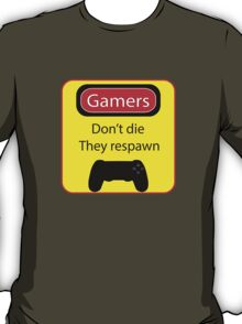 Gamers 2 T-Shirt