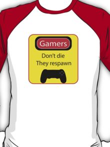 Gamers 2 T-Shirt