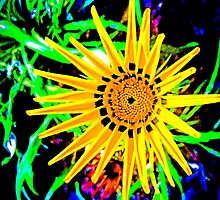 Neon Star by Dougflip2k