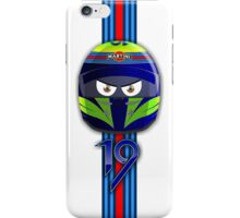 FELIPE MASSA_2014_HELMET iPhone Case/Skin