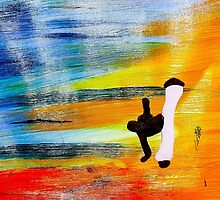 Capoeira love martial arts brazil by kaikai