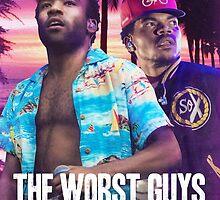 The Worst Guys Movie Poster by KhrisJWilson