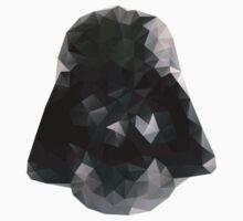 Darth Vader Triangles by Cameron Kinchen