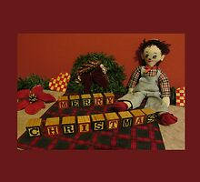 """Vintage Toys say """"Merry Christmas"""" by TippyToes"""