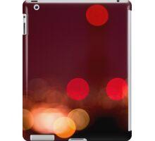 Abstract Bokeh Lights I iPad Case/Skin