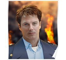 An Impossible Thing – Captain Jack Harkness Poster