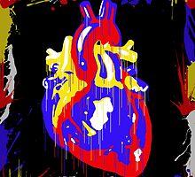 Bleeding Heart by rachfaceburrdog