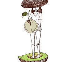 Avocado  by Jiaqihe