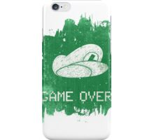 Game Over Luigi iPhone Case/Skin