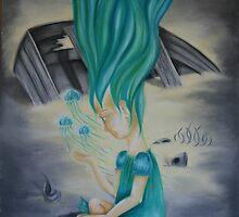 elemental children-water by chrissy carter